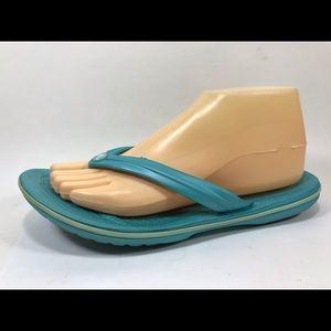 Crocs Flip Flops Sandals Women's 9